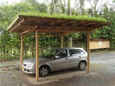 Pergola Attached To House Roof Diy Pergola, Pergola Canopy, Gazebo, Carport Designs, Pergola Designs, Pergola Attached To House, Pergola With Roof, Bamboo Roof, Bamboo House Design