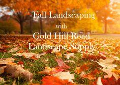 Gold Hill Road Landscape Supply Goldhillroad Profile Pinterest