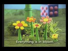 Spring Songs for Children - Spring is Here with Lyrics - Kids Songs by The Learning Station - YouTube