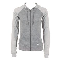 009f3463dc2 Tony Pryce Sports - Under Armour Women s Charged Cotton Legacy Hoody Grey    Intersport Christmas Inspiration
