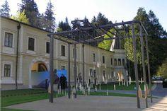 Das Töpperschloss Hotels, Restaurant, Mansions, House Styles, Home Decor, Europe, Alps, Traveling, Restaurants