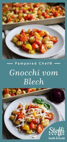 Tortellini, Stoneware, Brunch, Veggies, Meals, Cooking, Food, Gnocchi, Tasty Vegetarian Recipes