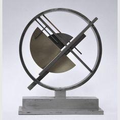 Félix Del Marle (French, Construction, N/D Scrap Metal Art, Metal Wall Art, Abstract Sculpture, Sculpture Art, Steel Art, Steel Sculpture, Wow Art, Light Installation, Bauhaus