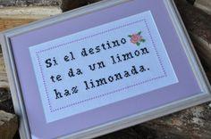 Desafío Love craft: Enero con frases celebres. | Elenarte