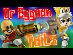 ABM: Tails Vs Eggman on Super Smash Bros Gameplay!! HD - YouTube