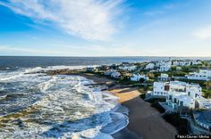 Jose Ignacio, Uruguay. 300 people live here, but in winter this city is clogged with Latin A-listers.