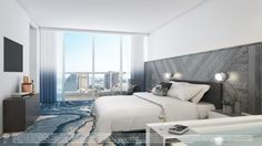 Ordinary has no home at the all new residences at W Fort Lauderdale signature living in an iconic landmark with the levels of style, service and sizzle only w can deliver. Comfort and glamour where the city meets the sea. For more details please contact me at + 1 -773-412-4545 or MJ@mariajnascimento.com