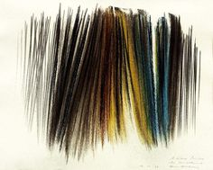 P1959-107 by Hans Hartung (1959)