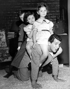 dean martin and his kids