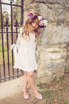 74fd87c9bd Adorable Dresses for Your Little Miss. Little Girl DressesGirls Lace ...