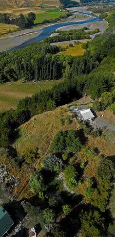 Tukituki River, Hawkes Bay, North Island, New Zealand