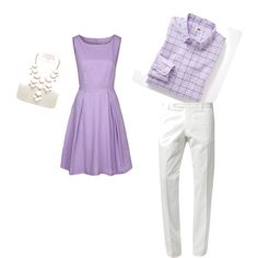 Couples Coordinating Photo Shoot outfit. by ninabashawphotography on Polyvore