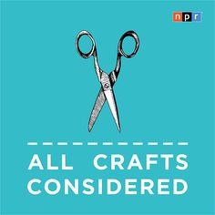 Join us and 50 other vendors, makers and artisans at NPR's annual #AllCraftsConsidered market on November 18! Bookmark the link below for details on how to get there, market hours and more. http://n.pr/1NZtVRm