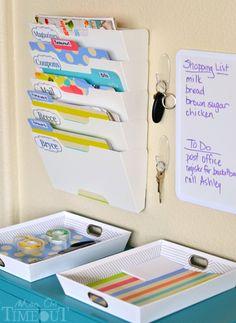 7 Helpful Back To School Organization Ideas