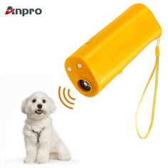 """Universe of goods - Buy """"Anpro 3 in 1 Dog Bark Stop Repeller Handheld Ultrasonic Dog Repeller Anti Bark Control Anti Barking Device with LED Flashlight"""" for only USD. All Star, Dog Water Fountain, Dog Grooming Tools, Dog Attack, Dog Whistle, Star Wars, Doja Cat, Dog Barking, Ultrasound"""