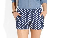 A Five-Point Argument In Favor of Shorts : Lucky Magazine
