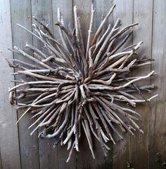 Large Rustic Driftwood Sunburst Sculpture Coastal Decor Driftwood Art By  BurlgirlCreations On Etsy Part 78