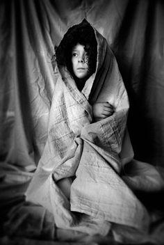La quète spirituelle de Ramiya Inkidu - Photo noir et blanc de Christophe Lecoq