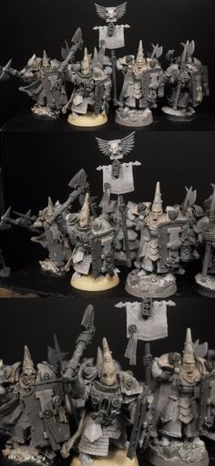 Savlar 404th - Girls, chems and conversions [NSFW] - Page 13 - Forum - DakkaDakka | My other army is painted.