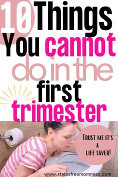 First pregnancy and want to know how to survive the first trimester? First trimester symptoms and tips for new moms. Checkout this first trimester pregnancy tips. Pregnancy Ultrasound, Pregnancy Care, First Pregnancy, First Trimester Tips, Second Trimester, Remedies For Nausea, Pregnancy Positions, Earliest Pregnancy Symptoms, All About Pregnancy
