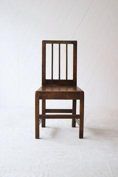 Georgian Country Chair