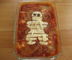 Halloween Zucchini Casserole Recipe for Mummy - JDaniel4s Mom