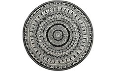 Cirkelformad matta, Boconcept