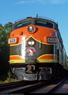RailPictures.Net Photo: Great Northern EMD F7(A) at Duluth, Minnesota by Jeff Terry