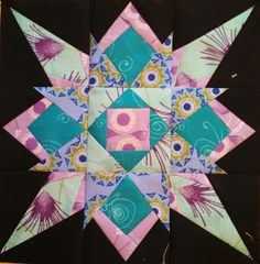 Little Bunny Quilts: Starburst Quilt Along Week #9: Block #9 and Block #8 Link Up