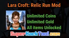 New Lara Croft Relic Run hack is finally here and its working on both iOS and Android platforms. This generator is free and its really easy to use! New Lara Croft, Game Update, Website Features, Test Card, Free Gems, Hack Online, Hack Tool, Text You, Cheating