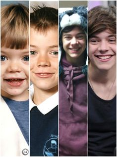 Harry with his smiles.<3 harold styles, hazza, one direction, 1D .xx