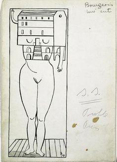 Resultado de imagen de louise bourgeois drawings