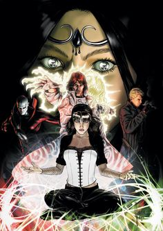 Justice League Dark by Mikel Janin___©__!!!!