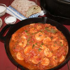 Tried- didn't follow 100% bc I didn't have everything & fam doesnt like tge full amount of veggies- Emeril's Shrimp Creole