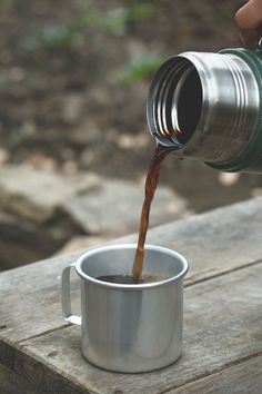 Camping Coffee | HonestlyYUM