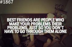 So true. I LOVE my bestfriend. today ;( xoxo. jade clarke