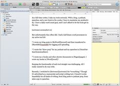 5 Reasons I Switched to Scrivener for All My Writing