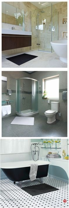 6 Ideas For Creating A Minimalist Bathroom Minimalist bathroom - ideen für badezimmer fliesen