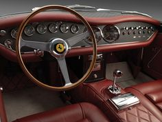 1960 Ferrari 250 GT SWB Berlinetta prototype