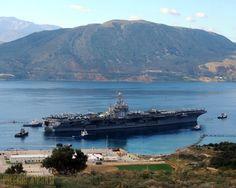США задумались о расширении базы НАТО в бухте Суда на Крите http://feedproxy.google.com/~r/russianathens/~3/gVo3WAkFSVw/20682-ssha-zadumalis-o-rasshirenii-bazy-nato-v-bukhte-suda-na-krite.html  Вашингтон рассматривает возможность расширения военно-морской базы Североатлантического альянса в бухте Суда на греческом острове Крит, сообщил шеф Пентагона Джеймс Мэттис по итогам встречи с министром национальной обороны Греции Паносом Камменосом.