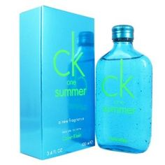 Calvin Klein 2013 Edition Ck One Summer Eau de Toilette Spray for Unisex, 3.4 Ounce:
