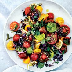 The Best Ways to Use Cherry Tomatoes