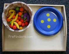 Pre-K Math: Numbers and counting.  Great counting and number sense activities. The site is full of other great ideas in all subject areas and includes literature suggestions.  Looks like a very useful site.