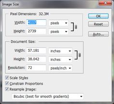 How to Properly Resize Images for Facebook in Photoshop