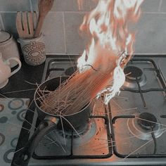 — my cooking skills.