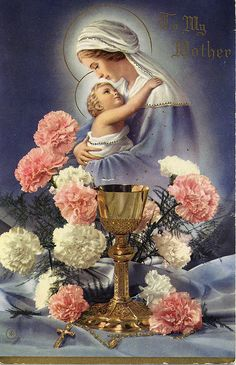 Madonna - Our Mother Mary.
