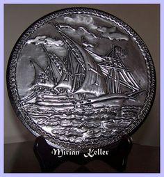 DE KELLER MIRIAN ARTES - Hacer arte en metal de mi camino ... (metalurgia)