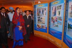 'Saal Ek Shuruaat Anek': Union government is paying special attention to North East through its act east policy. Inaugurated the photo exhibition organised by DAVP, Kolkata in Gangtok today, and informed media that the centre has allocated Rs 53000 crore for development of NE states in the Union Budget including scholarship schemes for students and proposal to set up six agricultural universities and upgradation of power transmission in NE states with the sanction of Rs 10000 crore.