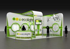 Exhibition Stands - Small Area by Ilya Pivovarov at Coroflot.com