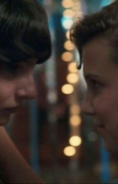 The power of the light. ||Mike & Eleven|| Mileven. de Cecywayland
